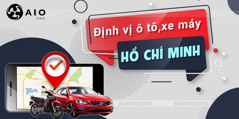 Định vị ô tô xe may HCM